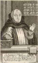 Johann Tetzel One priest particularly embodied the corruption of the Church, Johann Tetzel Tetzel championed practices like selling indulgences for