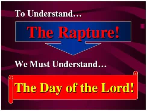To understand the Day of the Lord, we must look at what the scripture teaches and discover what the Day of the Lord really is.