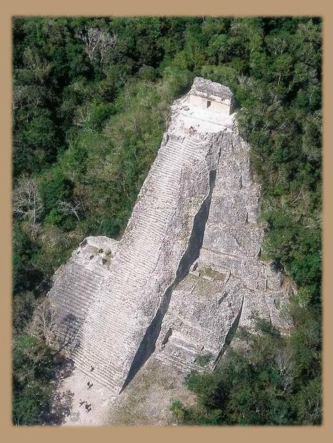 NOHOCH MUL PYRAMID COBA, QUINTANA ROO, MEXICO The COBA Stargate OPENING THE GIFTS OF CLEARSENTIENCE RECEIVING HIGHER AWARENESS & INNER KNOWING THROUGH HEART - -MIND COMMUNION WITH YOUR