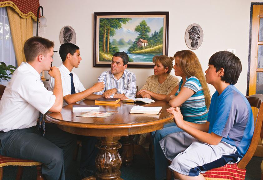 Train New Missionaries with Their Trainers 90 minutes During each transfer, train the newly arriving missionaries with their senior companions. A sample training outline follows: 5 minutes: Welcome.