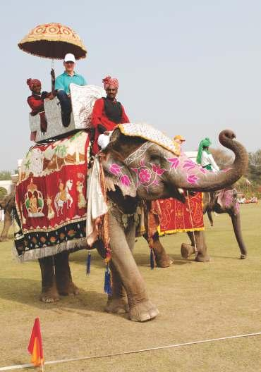 4 Royal Events & Festivals India is known for its many colorful and fascinating festivals, which we can build trips around or incorporate into customized itineraries: Pushkar Fair one of the world s