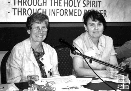 WDPIC Quadrennial Meeting, Cape Town AN INTERACTIVE PRESENTATION ON THE HISTORY OF WORLD DAY OF PRAYER by Helga Hiller and Eileen King PREFACE Since October 1997, Helga Hiller and Eileen King have