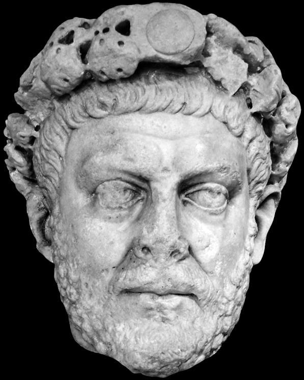 economy, higher taxes, corruption in the military) Diocletian became emperor in 284 AD- very