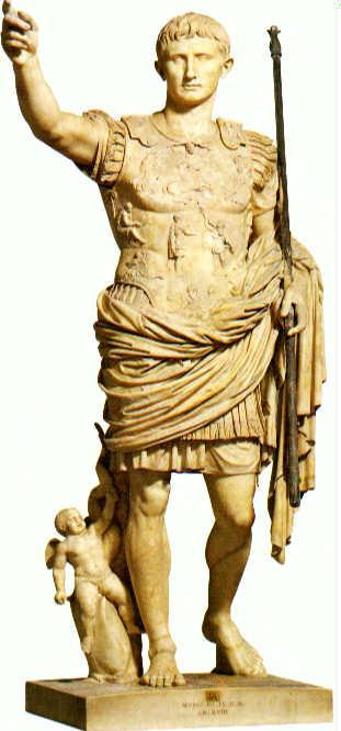 B. Octavian given the title Augustus ( Exalted One ), & became Rome s first emperor -he was Caesar s adopted son -Senate still met, but emperor had real power. C. Pax Romana ( the Roman Peace ) from 27 B.