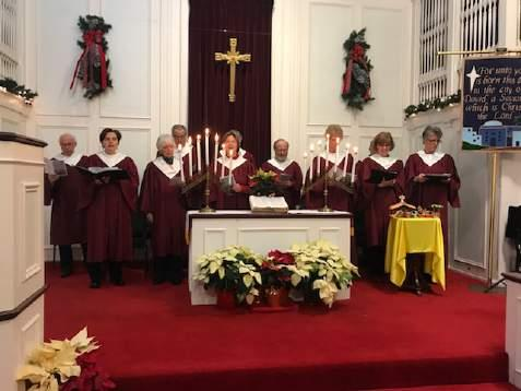 JANUARY SUNDAY SERVANTS Fellowship Hour 7 Nancy Hoyt and Jan McMullen 14 Jean Paulatonio and Sonya Quinn 21Jane Spinney and Sue Beattie 28 Laurie Troy and Loretta Downey Ushers 7 Linda Gove and