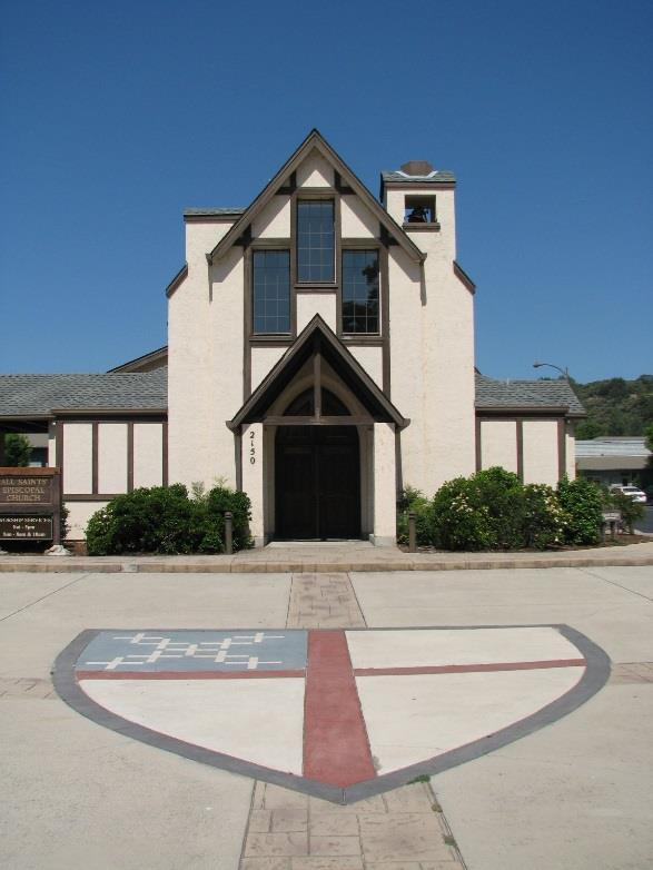 ALL SAINTS EPISCOPAL CHURCH, REDDING EVENTS AND PROGRAMS 2015 2150