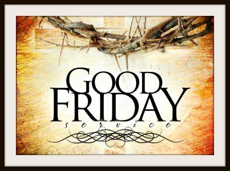 of Good Friday with Veneration