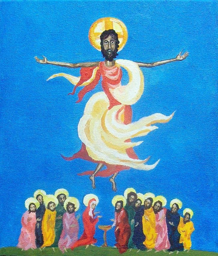 The Ascension of the Lord May 14 th Holy