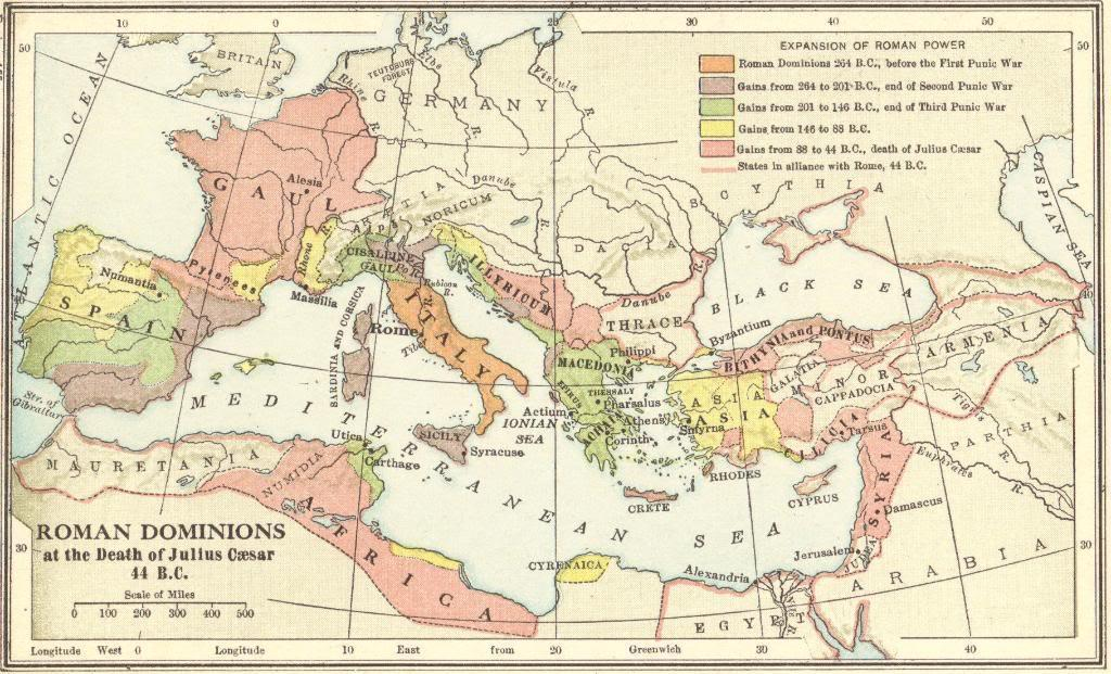 29. Where was Mark Antony s fleet destroyed? Map Work 30. Which area did not come under the control of Mark Antony as part of the Second Triumvirate? a. Cilicia b. Gaul c.