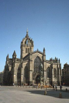 St. Giles Cathedral,