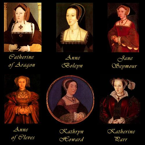 6 Wives of Henry VIII Mary