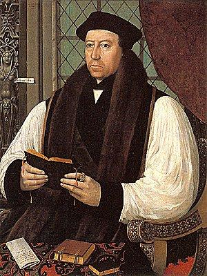 Thomas Cranmer Protestant Archbishop of