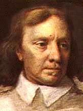 Oliver Cromwell Member of Parliament Head Parliamentary Army