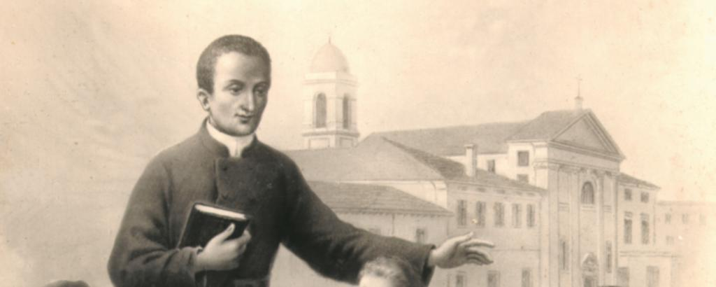 St. GASPAR BERTONI FOUNDER of the CONGREGATION of the SACRED STIGMATA of OUR LORD, JESUS