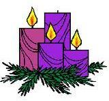 Week of December 17, 2017 Third Sunday of Advent The Pastor s Advent Musings The Week at a Glance Dear Family in the Lord, This third Sunday of Advent, recognized as when we lighten up from purple to