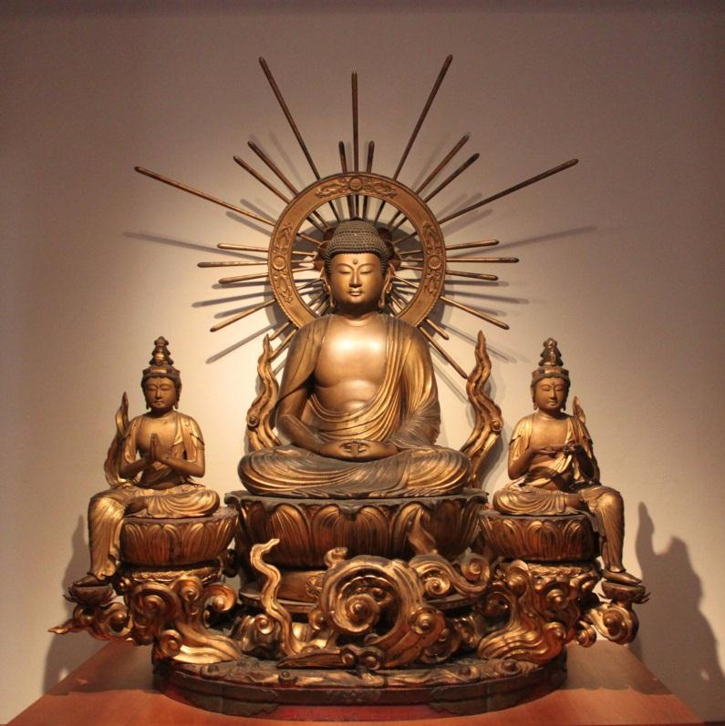 Mahayana Buddhists Today Believe they can win nirvana through the grace of a Buddha of their choosing.