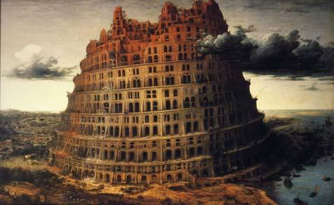 The Tower of Babel: Fact or Fiction The Tower of Babel, presented in Genesis 11:1 9, is an account of some of Noah s descendants who set aside true temple worship and built a pagan temple, or