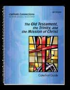 oklet! B. The Old Testament, the Trinity, and the Mission of Christ C.