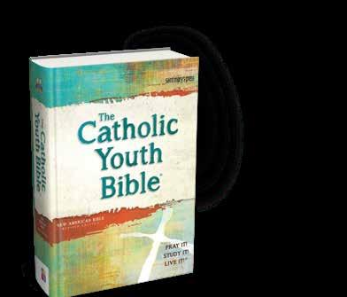 Young people can explore the Bible easily, with themed Reading Plans, as well as When I'm Feeling verses. SOFTCOVER, $29.95, #4153 HARDCOVER, $37.