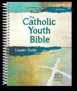 95, #4218 BREAKTHROUGH! LEADER GUIDE, $34.95, #4416 CATHOLIC CHILDREN'S BIBLE LEADER GUIDE, $34.