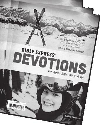Those who trust in Him rejoice and are saved. WANT TO DISCOVER GOD S WORD? GET BIBLE EXPRESS!