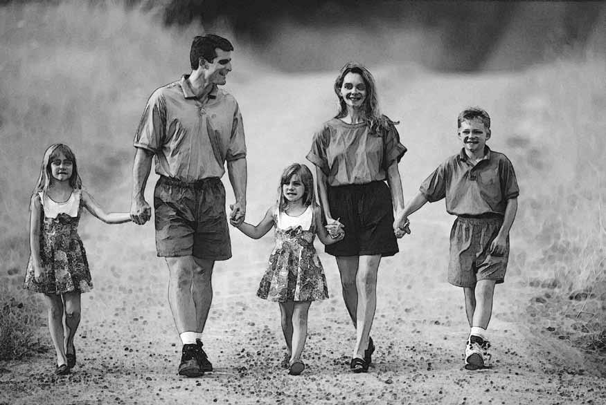 Roland Martinson The Greatest Family Legacy: Nurturing a Healthy Person of Faith It is clear that in the world of Biblical faith, the family is the primary unit of meaning which shapes and defines