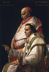 The Power of the Church In the absence of Roman government the Christian Church became the center of power on the European landscape Bishops, cardinals, and ultimately the Pope were often more