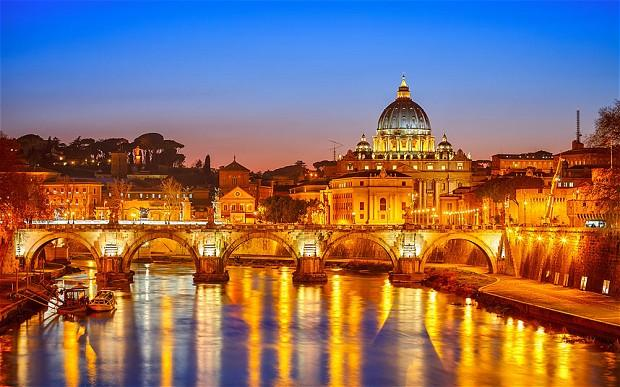 Proposed Itinerary October 16 - Group departs Nashville Rome - October 17 - Arrive Rome early afternoon.