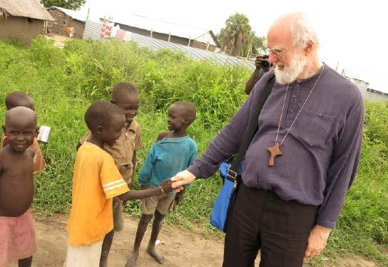 An introduction to Rowan Williams, who leads Christian Aid.