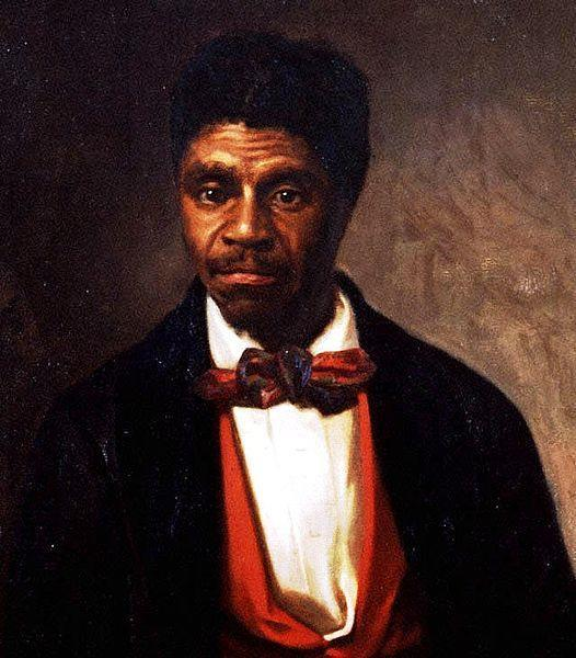 The Dred Scott Decision Dred Scott, a slave, had