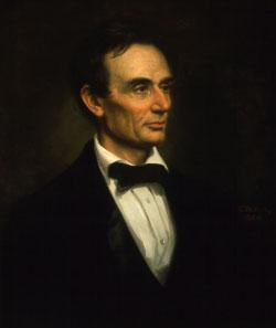 Lincoln was born in the backcountry of Kentucky.