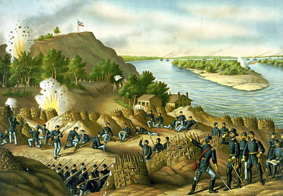 SIEGE OF VICKSBURG OUTCOME Vicksburg, Mississippi May 1863 Union