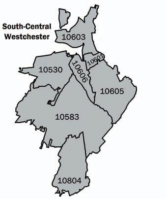 WESTCHESTER SOUTH-CENTRAL WESTCHESTER 352 SOUTH-CENTRAL WESTCHESTER Demography and Social Characteristics South-Central Westchester includes the areas of Scarsdale, New Rochelle, White Plains, and