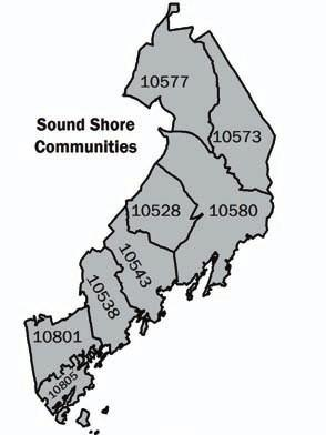 WESTCHESTER SOUND SHORE COMMUNITIES 360 SOUND SHORE COMMUNITIES Demography and Social Characteristics The Sound Shore Communities include Larchmont, New Rochelle, Mamaroneck, Rye, and Harrison/
