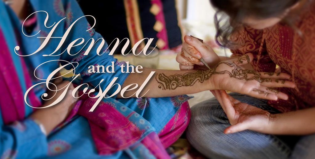 Stories and Henna Patterns For more