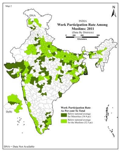 (Pg. 8564-8575) 8575 Refrences: Gosal, R.P.S. (1991), Work Force of India s Scheduled Caste Population: A