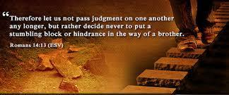 For we shall all stand before the judgment seat of Christ.