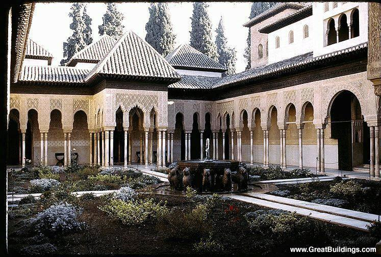 The Alhambra: 13-14 th