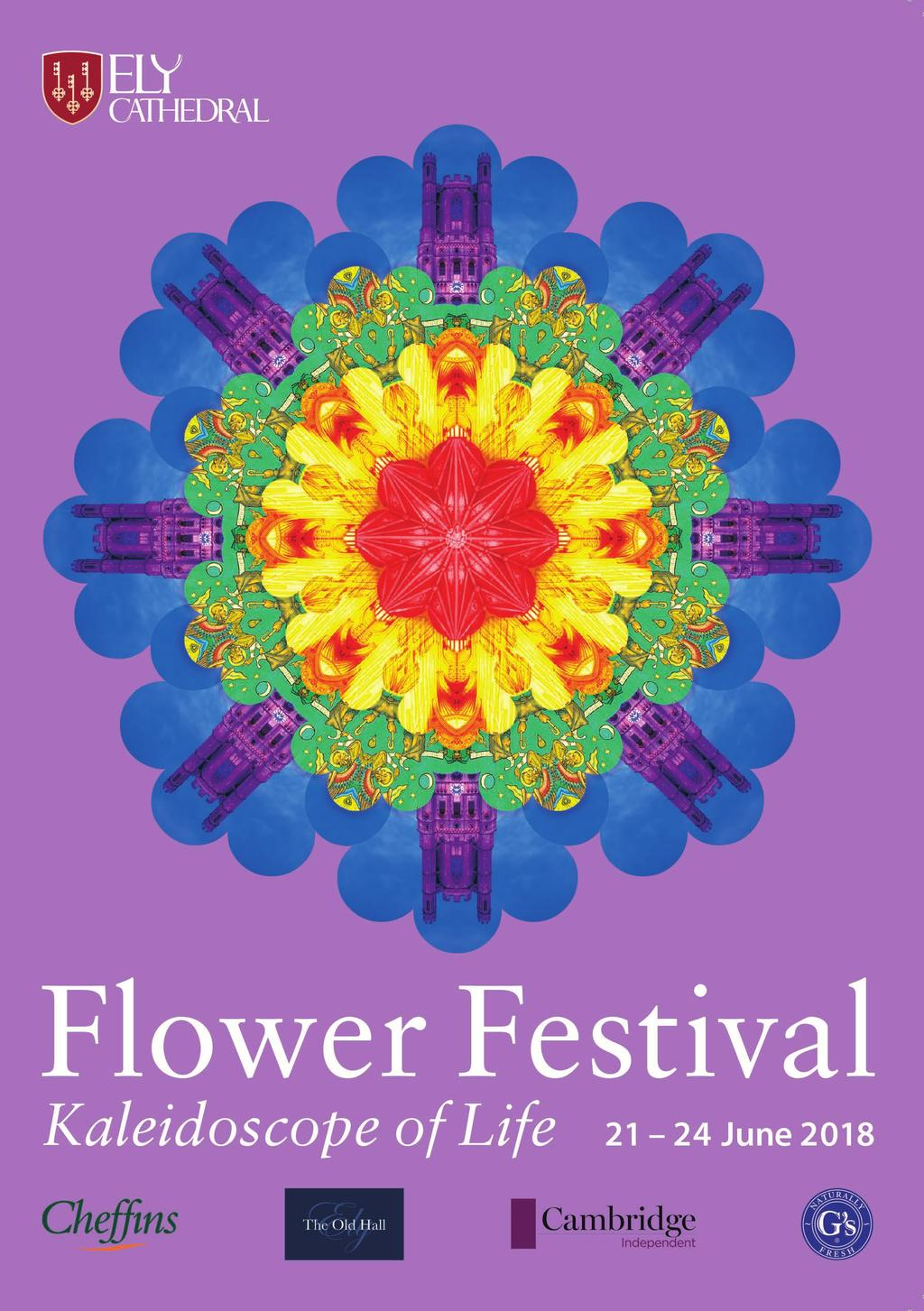 The Festival s Creative Director is Chelsea gold medal winner Roger Woolnough who was the mastermind behind Ely Cathedral s highly acclaimed 2013 Flower Festival.