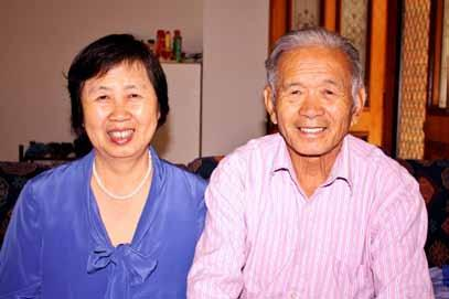 M y name is Mr Rongxun Xu and I am 77 years old. My wife s name is Mrs Jingfang Li, and she is 72 years old. We have been married for 43 years and have 2 children.