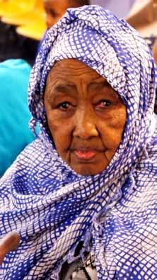 I skawara (Hello). My name is Khadija Nuur, I am 87 years old. I migrated to Australia from Somalia six years ago. I am the proud mother of 7 sons and one daughter.