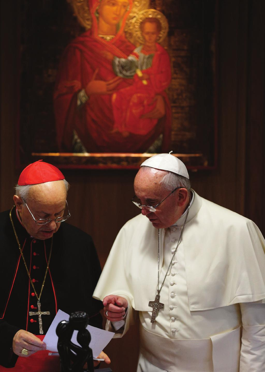 CHAPTER THREE REFLECTIONS ON AMORIS LAETITIA Chapter Three The Consensus Among the Bishops Expressed by Amoris Laetitia One of the many aspects of the apostolic exhortation, Amoris Laetitia, that is