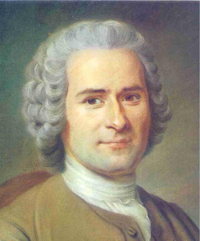 Jean-Jacques Rousseau wrote Discourse on the Origins of the Inequality of