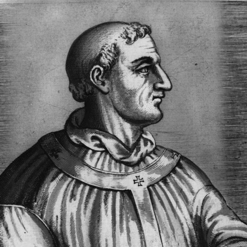 Gregory I Expend Papal Power In 590, Gregory I, became pope.