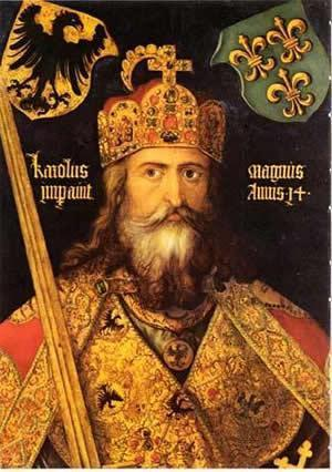 Charlemagne Grandson of Charles Martel temporarily unified most of western Europe People needed protection from Vikings Administrative system divided into counties governed by a