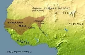 Empire of Mali Wealth was built on gold New deposits of gold were found so trade