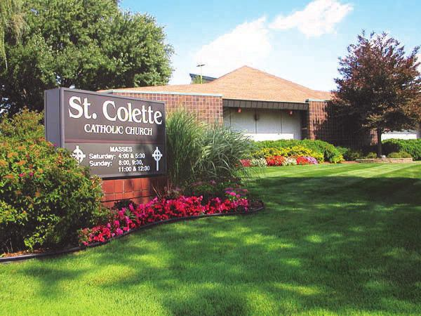 St. Colette Catholic Church 17600 Newburgh Road Livonia, MI 48152 734-464-4433 January 1, 2017 Mission Statement We, the Family of St.