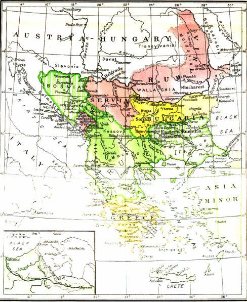 NATIONALISM IN SOUTHWEST ASIA Breakup of the Ottoman Empire and growing