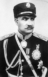 PERSIA BECOMES IRAN Reza Shah Pahlavi seized power in 1921, and in 1925 deposed the ruling shah.