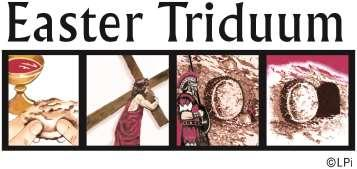 Good Friday, March 30, is a day of fast and abstinence (from meat) in the universal Church.